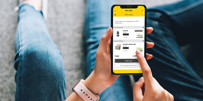 Will a new mobile app build IKEA's furniture sales? – RetailWire
